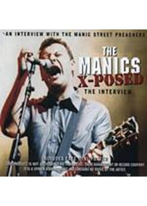 Manic Street Preachers - The Manics X-Posed (Music CD)
