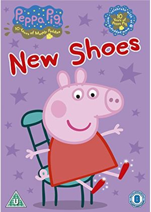 Peppa Pig - New Shoes And Other Stories