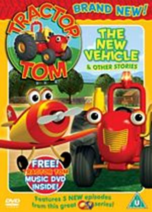 Tractor Tom - The New Vehicle And Other Stories (Animated)