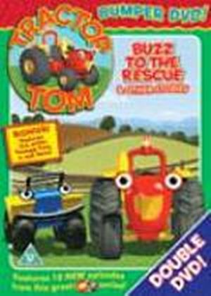 Tractor Tom - Buzz To The Rescue (Animated) (Two Discs)