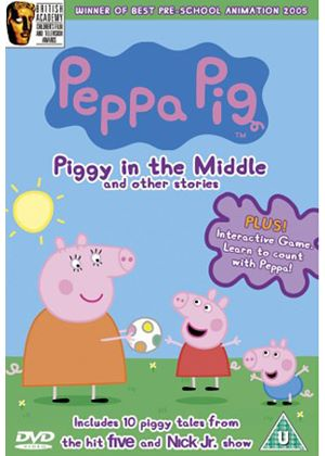 Peppa Pig - Piggy in the Middle and Other Stories