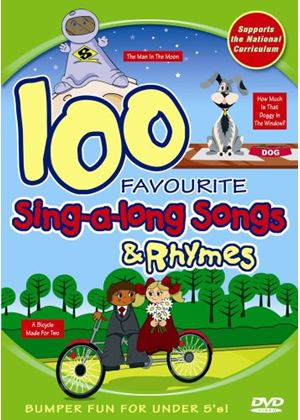 100 Favourite Sing-A-Long Songs And Rhymes
