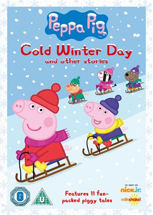 Peppa Pig - Cold Winter Day / Peppa Christmas Special