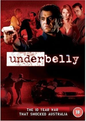 Underbelly - Series 1 - Complete
