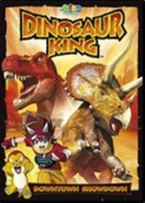 Dinosaur King Volume 1