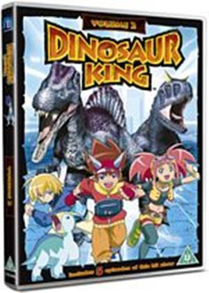 Dinosaur King Volume 2