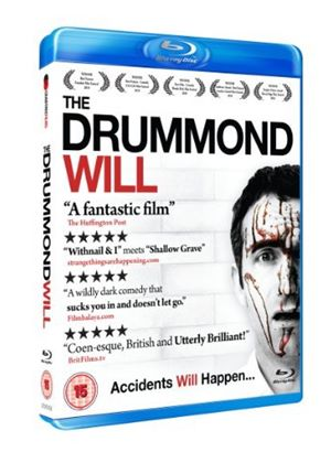 The Drummond Will (Blu-ray)