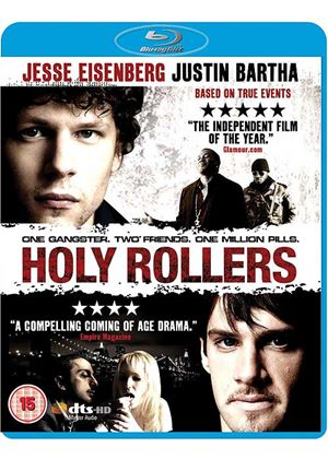 Holy Rollers (Blu-Ray)