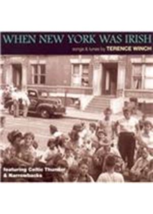 Terence Winch - When New York Was Irish (Songs & Tunes By Terence Winch) (Music CD)