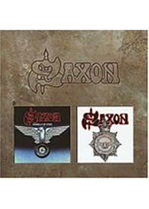 Saxon - Wheels Of Steel/Strong Arm Of The Law (Music CD)
