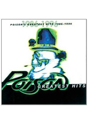 Poison - Greatest Hits - 1986-1996 (Music CD)