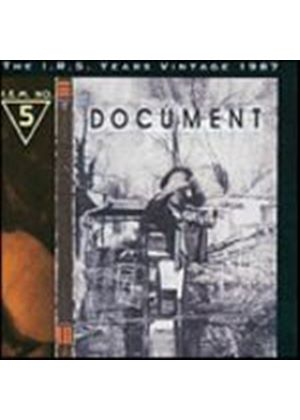 R.E.M. - Document (Music CD)