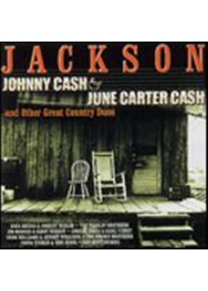 Various Artists - Johnny Cash & June Carter Cash And Other Great Country Duos (Music CD)