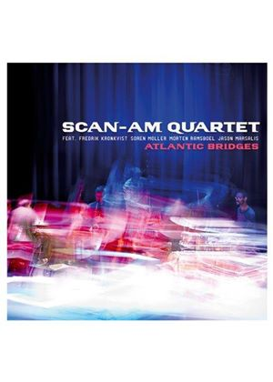 Scan-Am Quartet - Atlantic Bridges (Music CD)