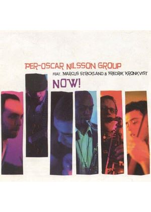 Per Oscar Nilsson Group - Now! (Music CD)