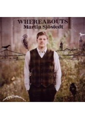 Martin Sjostedt - Whereabouts (Music CD)