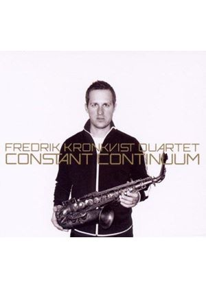 Fredrik Kronkvist Quartet - Ignition (Music CD)