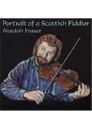 ALASDAIR FRASER - Portrait Of A Scottish Fiddler