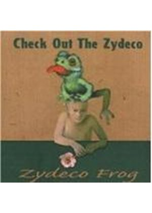 Zydeco Frog - Check Out The Zydeco