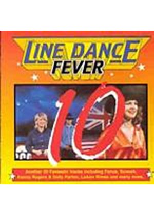 Various Artists - Line Dance Fever 10 (Music CD)
