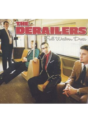 Derailers (The) - Full Western Dress