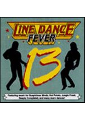 Various Artists - Line Dance Fever Volume 13 (Music CD)