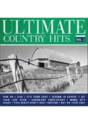 Various Artists - Ultimate Country Hits Vol.2