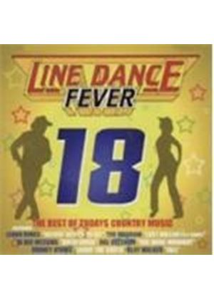 Various Artists - Line Dance Fever 18 (Music CD)