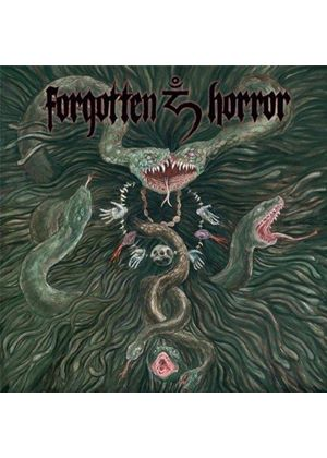 Forgotten Horror - Serpent Creation (Music CD)