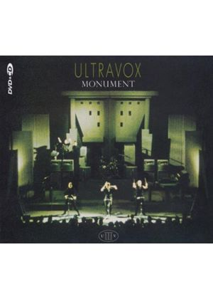Ultravox - Monument: Remastered Definitive Edition (2 CD) (Music CD)