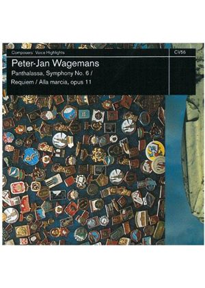 Peter-Jan Wagemans - Phantalassa, Symphony 6, Requiem (Sbotrc, Rad)
