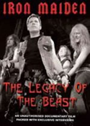 Iron Maiden - The Legend Of The Beast