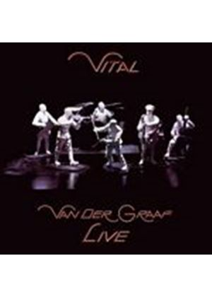 Van Der Graaf Generator - Vital (Live) [Remastered] (Music CD)