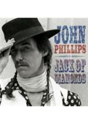 John Phillips - Jack Of Diamonds (Music CD)