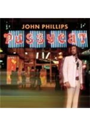 John Phillips - Pussycat (Music CD)