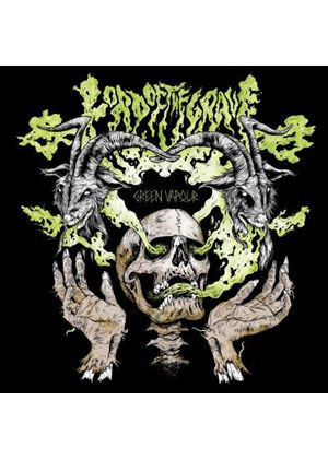 Lord of the Grave - Green Vapour (Music CD)