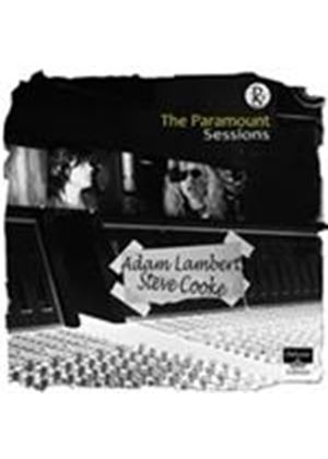 Adam Lambert - Paramount Sessions (Music CD)