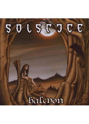Solstice - Halcyon (Music CD)