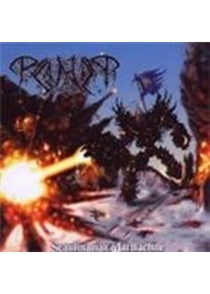 Paganizer - Scandinavian Warmachine (Music CD)