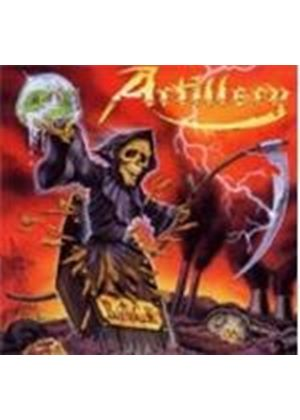 Artillery - B.A.C.K. (Music CD)