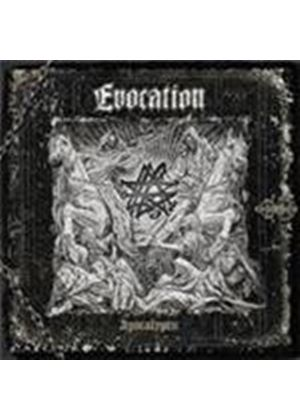 Evocation - Apocalyptic (Music CD)