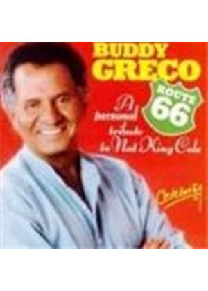 Buddy Greco - Route 66 (A Tribute To Nat 'King' Cole)