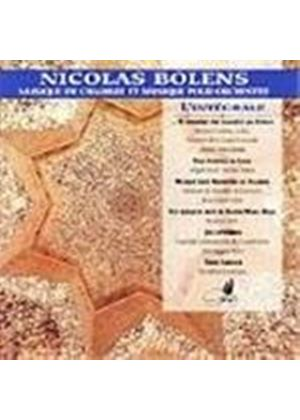 Bolens: Chamber and Orchestral Works