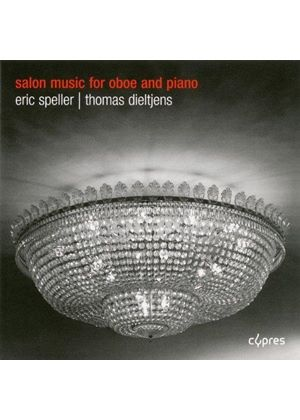 Salon Music for Oboe and Piano (Music CD)
