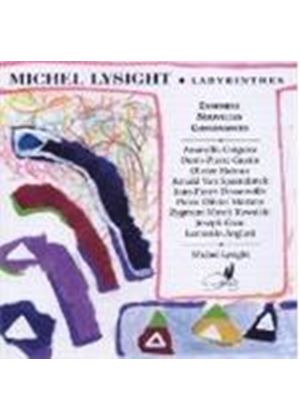 Michel Lysight - Labyrinthes [Benelux Import]