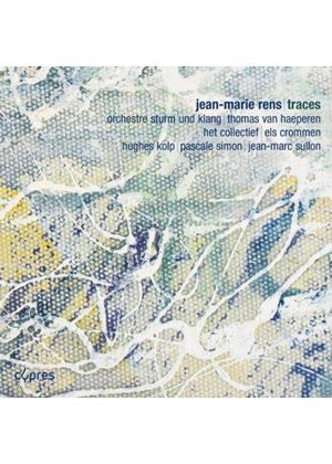Jean-Marie Rens: Traces (Music CD)
