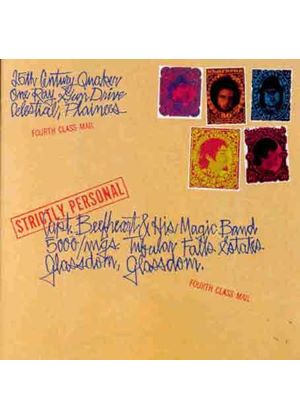 Captain Beefheart - Strictly Personal (Music CD)