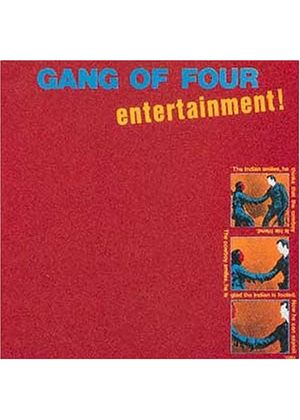 Gang Of Four - Entertainment (Music CD)