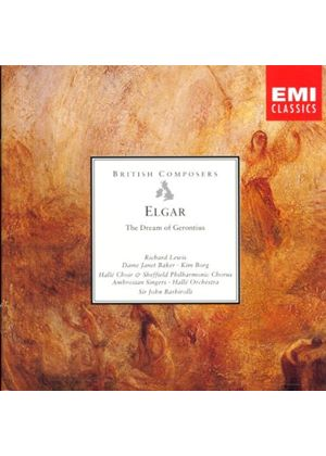 Edward Elgar - Dream Of Gerontius (Halle Ch And Or, Barbirolli) (Music CD)