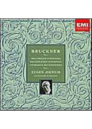 Anton Bruckner - The Complete Symphonies (Jochum) (Music CD)